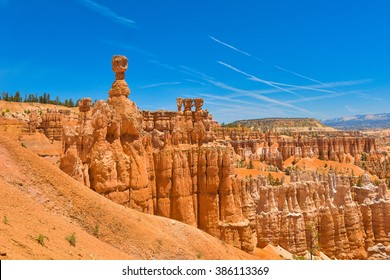 Thor's Hammer in Bryce Canyon National Park, USA