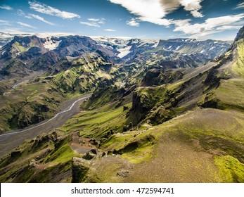 Thorsmork - Iceland