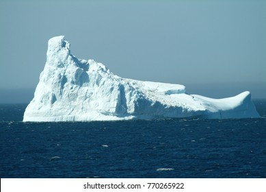 Thousands of icebergs are formed off the coast of Greenland. They drift into the shipping lanes and in the past they caused the destruction of the Titanic with great loss of life. Beauty and tragedy.