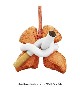 threatened lung