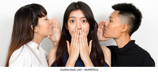 Shall Asian teen girls throat
