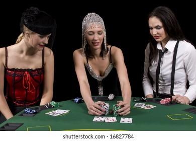 For women losing strip poker