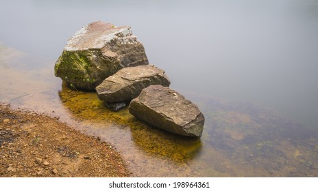 Three Boulders at Lake Malone State Park, KY