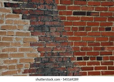 Three Brick Wall