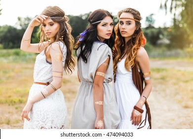 girl latina Hippie