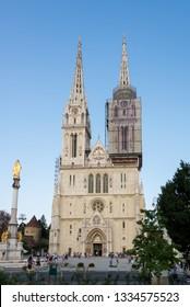 Three days in Zagreb, Croatia