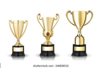 gold trophy images stock photos vectors shutterstock