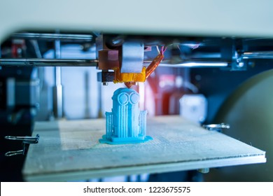 Three dimensional printing machine,3D printer.