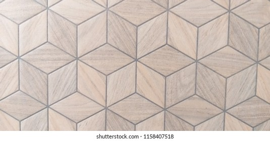 Three dimensional tile background