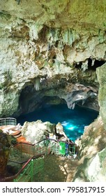 Three Eyes Caves in Dominican Republic