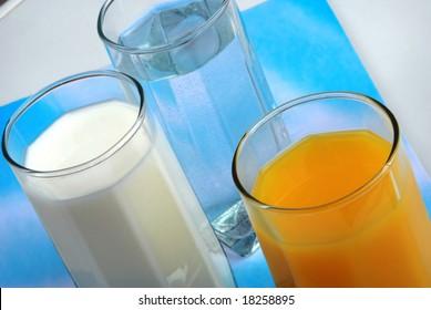 Orange Juice And Milk Images Stock Photos Vectors Shutterstock