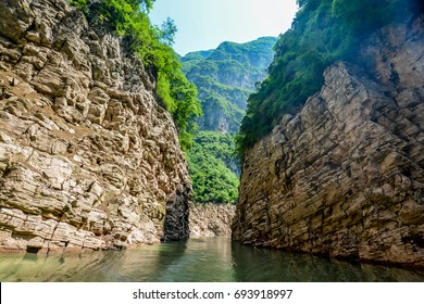 The Three Gorges Yangtze River China