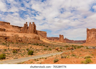 three gossips at arches