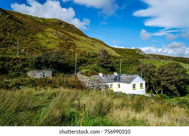 A three hundred plus year old home near Carrick Ireland in Donegal County.