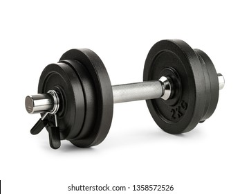 Three parts dumbbell