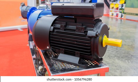 The three phase motors for industrial purpose