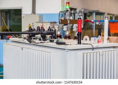 Transformer Testing Images, Stock Photos & Vectors | Shutterstock