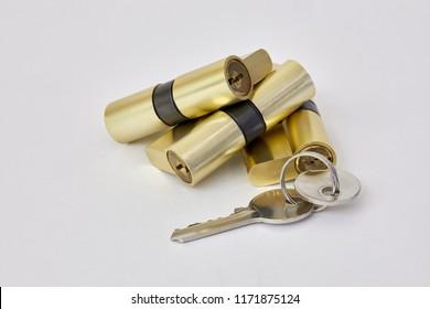 Pin-tumbler Lock Images, Stock Photos & Vectors | Shutterstock