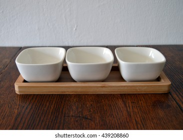 Three Small Bowls