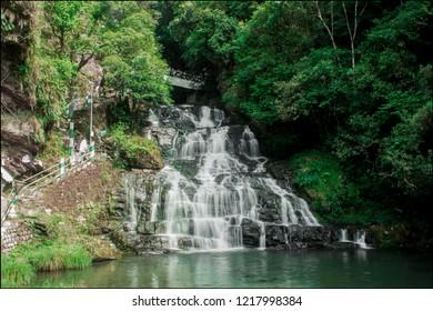 The Three Step Waterfall