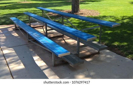 Three Tier Bleacher
