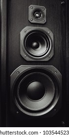 Three way sound system