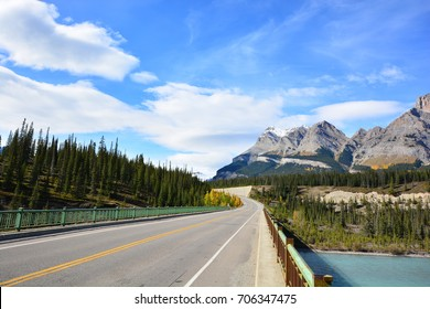 Through the Canadian Rockies