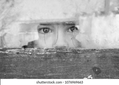 Through the child's eye