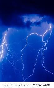 thunder rage