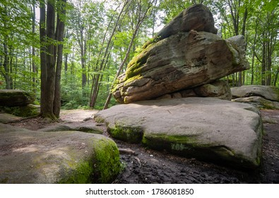 Thunder Rocks at Allegheny National Forest