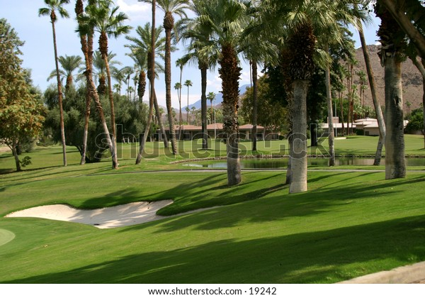 Thunderbird Country Club, Palm Springs, California