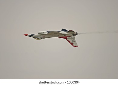 Thunderbird Solo - Inverted Pass