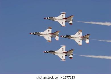 Thunderbirds Diamond Pass