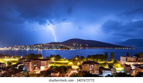 Thunders over the City of Kastoria