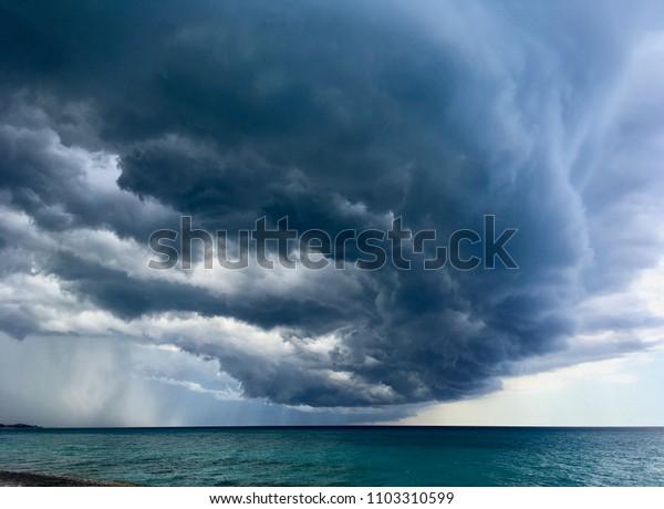 Thunderstorm is Coming (Varadero, Cuba)