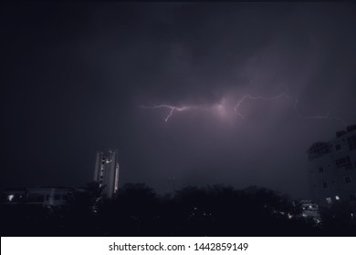 thunderstrucks in the cities of Bangalore.