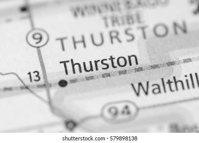 Thurston. Nebraska. USA