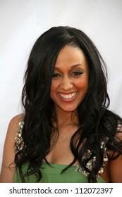 Tia Mowry arriving at the 21st Annual Soul Train Music Awards. Pasadena Civic Auditorium, Pasadena, CA. 03-10-07
