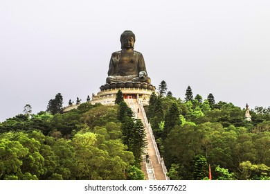 Tian Tan Buddha / Hong Kong / Po Lin Monastery