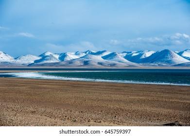 Tibet, China, Namtso Lake