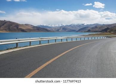 Tibet Yangzhuo Lake