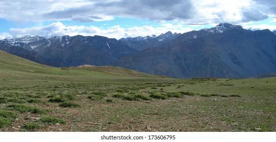 Tibetan Himalayas in India, East Asia