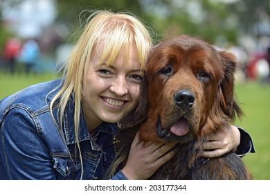 Tibetan Mastiff Dog Images, Stock Photos & Vectors
