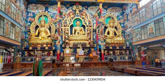 Tibetan Monastery coorg