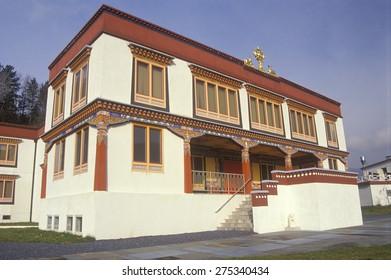 Tibetan Monastery Retreat Center in Woodstock New York