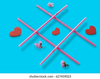 Tic Tac Toe Recreation Leisure Activity Game