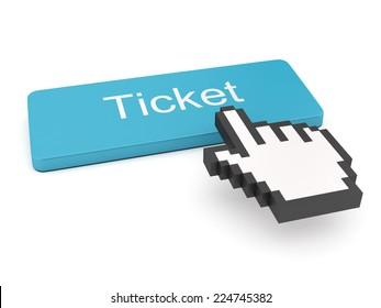 Ticket Button on Keyboard