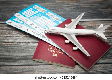 ticket flight air plane travel business traveller trip passport traveler airplane passenger journey air ticket booking aircraft boarding concept - stock image