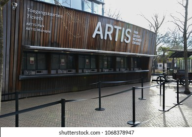 Ticket Service At Artis Amsterdam The Netherlands 2018