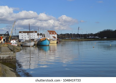Tide Mill River Deben Woodbridge Suffolk